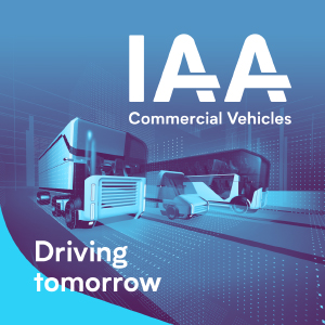 IAA commercial vehicle messe poster